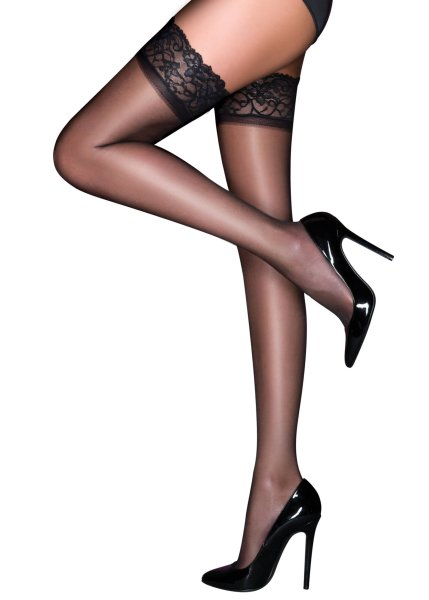 Pretty Polly Everyday Plus 10D Gloss Hold Ups