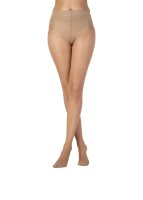 Aristoc Bodytoners 15D High Leg Toner Tights Nude ML