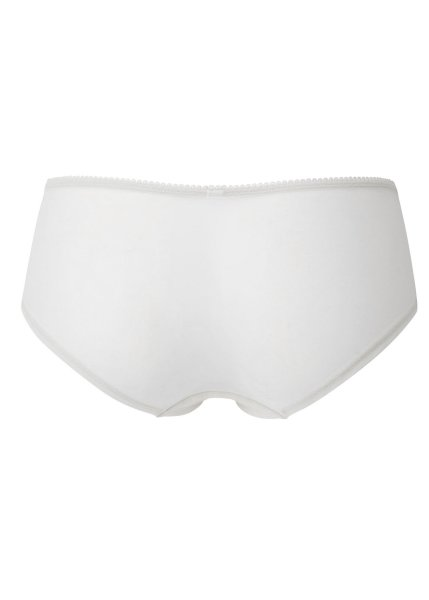 Gossard Lace Short White