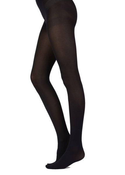 Pretty Polly Basic Opaque 60 Opaque Tights with Silk Finish - 2 Paar