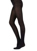 Pretty Polly Basic Opaque 60 Opaque Tights with Silk...