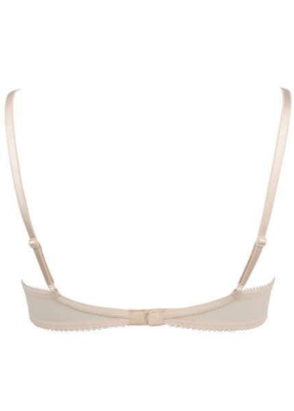 Gossard Lace T-Shirt Push-Up BH Nude
