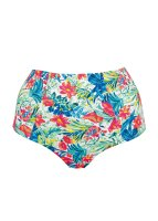 Gossard Swimwear Egoboost Retro High Waist Short Tropic