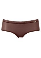 Gossard Glossies Short Rich Brown