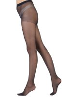 Pretty Polly Day To Night 15D Sheer Tights - 3 Paar Navy SM