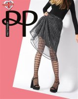 Pretty Polly Premium Fashion Oblong Net Tights black One...