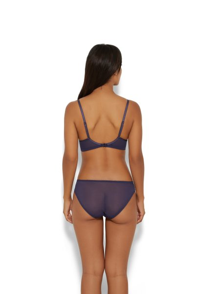 Gossard Lace Natural Push-Up BH Eclipse