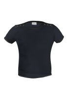 Geronimo Erotic Mission T-Shirt mit Nieten Black