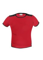 Geronimo Erotic Mission T-Shirt mit Nieten Red