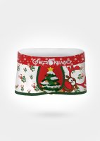 Geronimo XMAS Christmastree Boxer White