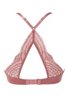 Gossard Shimmer Lace Push-Up Vintage Rose