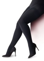 Pretty Polly Curves 200D Fleecy Tights