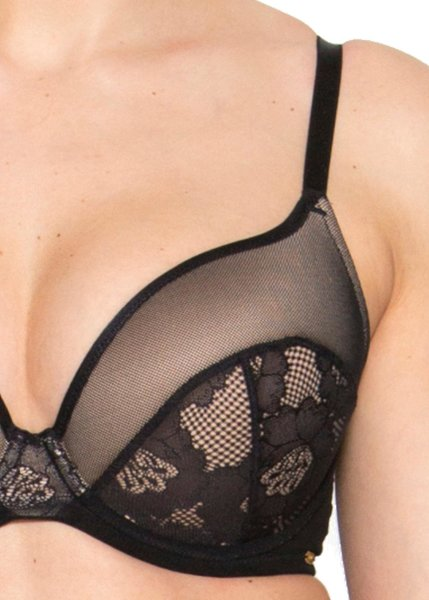 Gossard Femme Push-Up Black