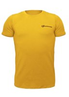 Geronimo Basic Sportive T-Shirt Yellow