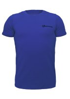 Geronimo Basic Sportive T-Shirt Blue L