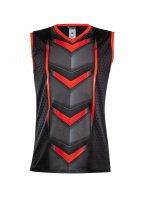 Geronimo Fashion Protectors Tanktop Red